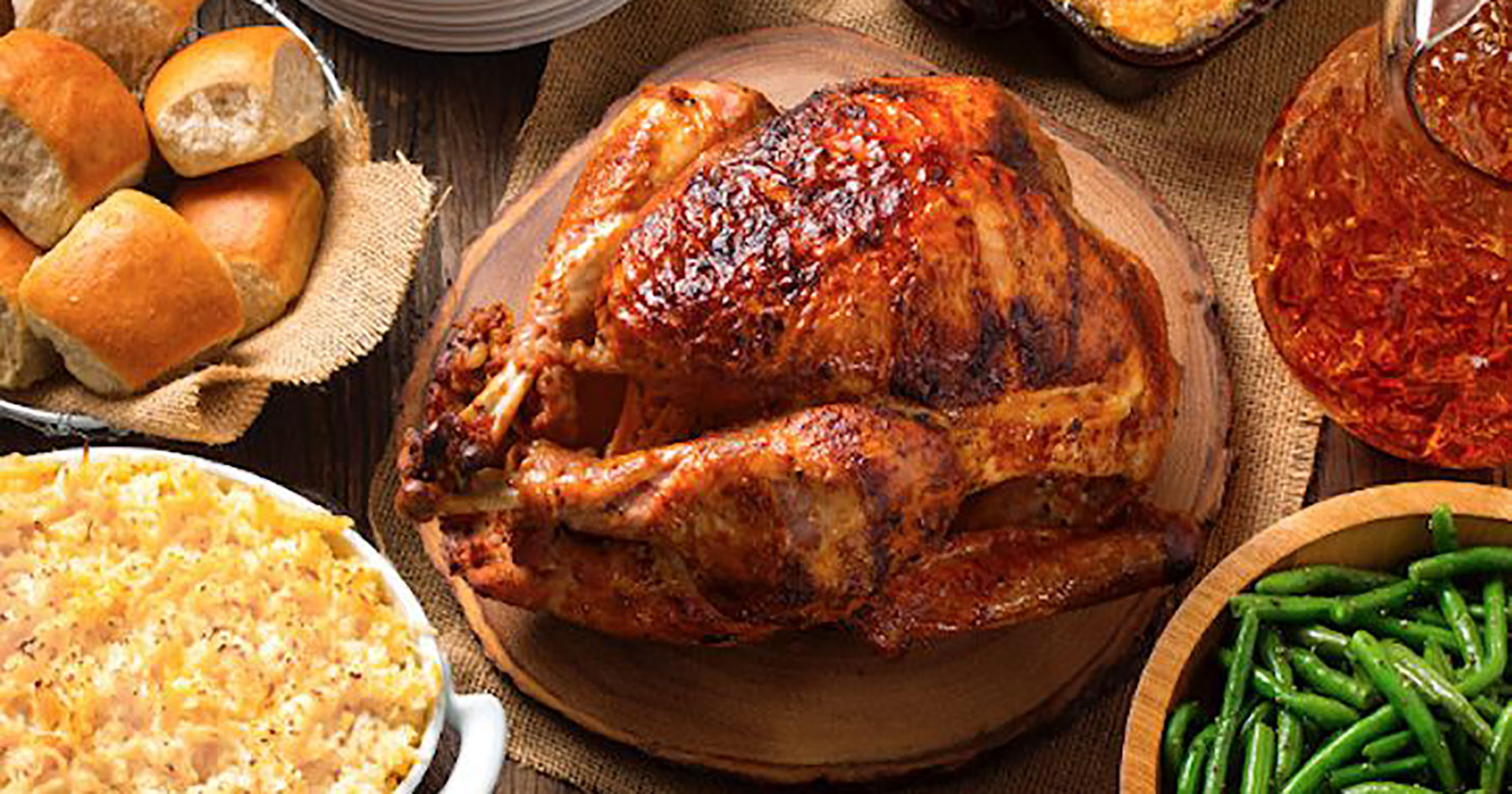 Cowboy Chicken Brings Back Turkey Holiday Package