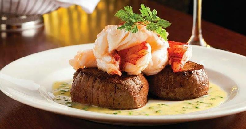 capital grille surf turf