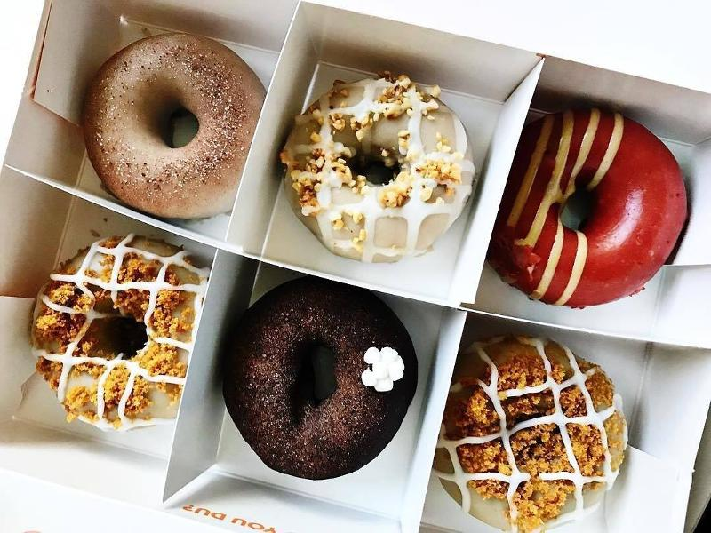 dus donuts coffee
