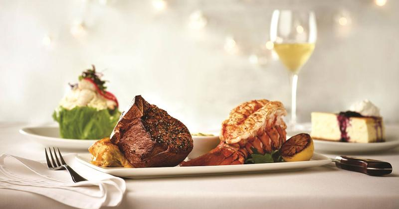 flemings steak lobster