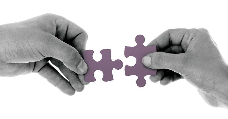 partnership puzzle pieces