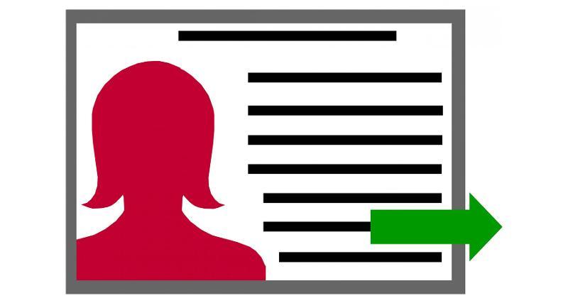profile clip art