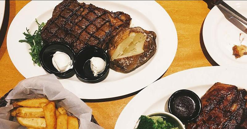 texas roadhouse steak
