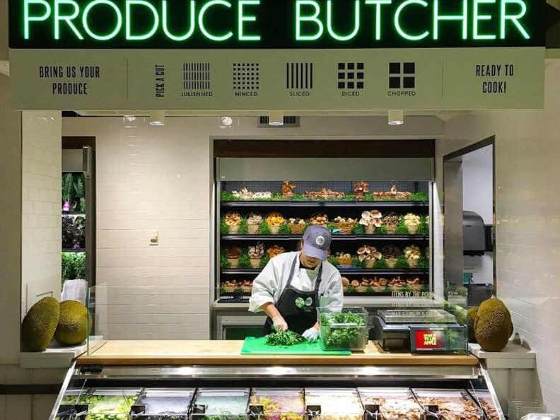 produce butchers