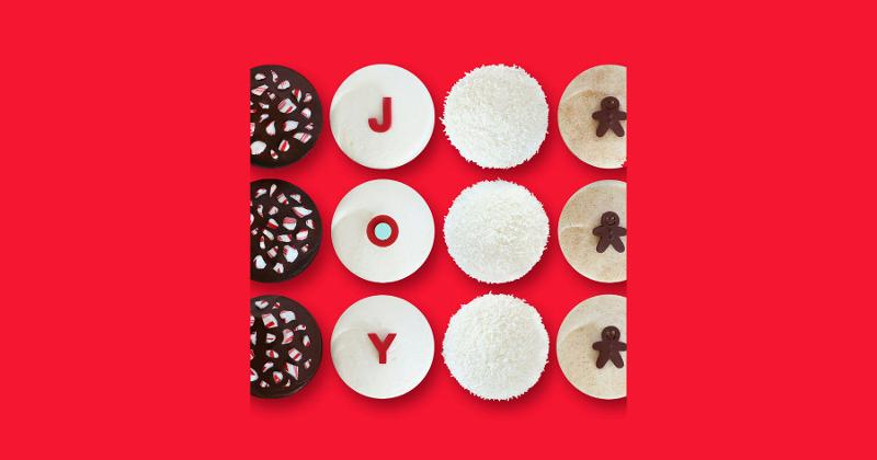 sprinkles joy cupcakes