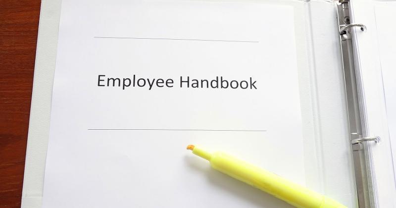 employee handbook highlighter