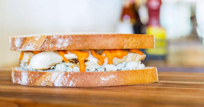 grilled cheese comfort casual