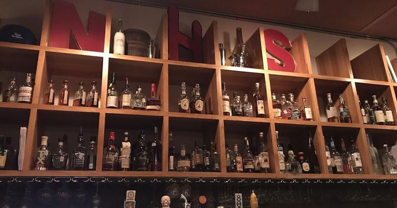 neighborhood services bar