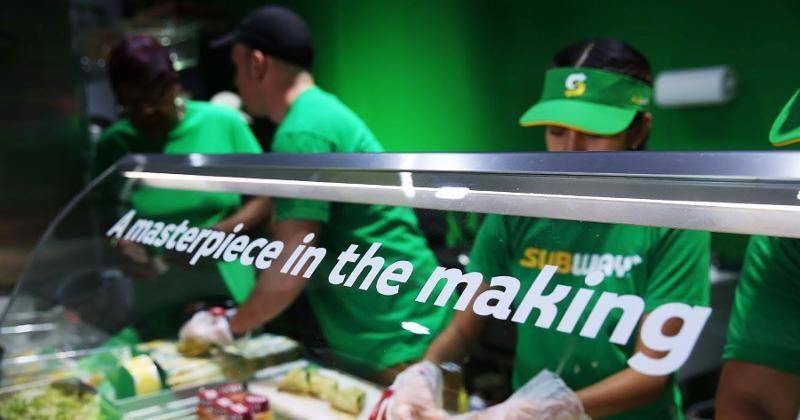 subway sandwich makers