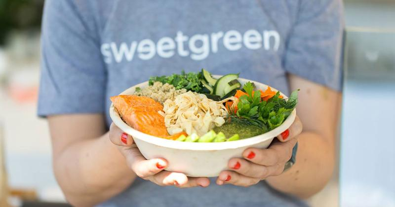 sweetgreen bowl