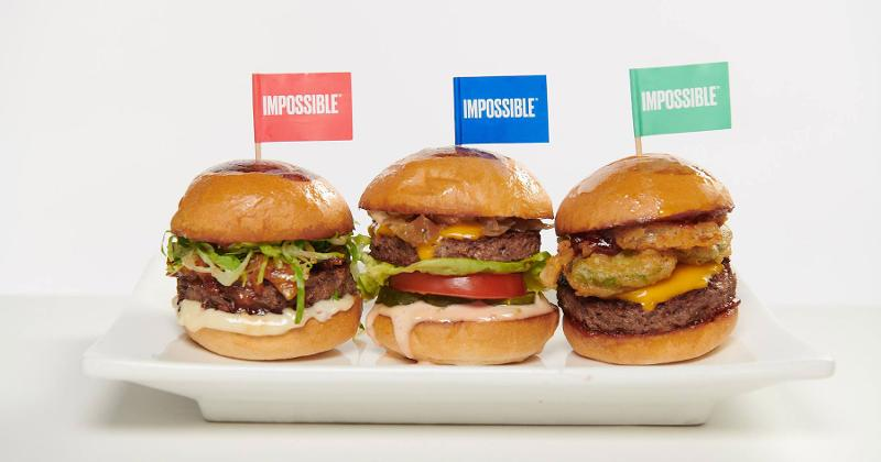 umami impossible burger