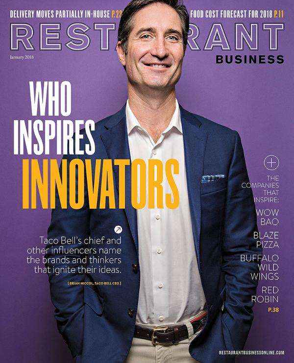 Restaurant Business January 2018 Issue