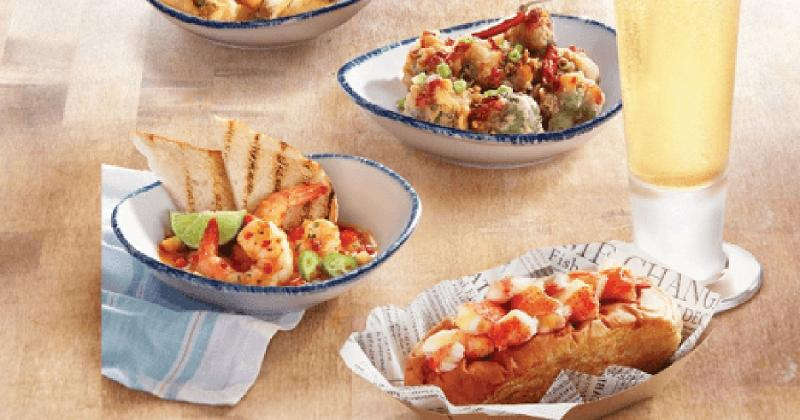 red lobster small plates