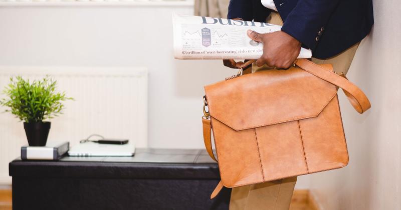 briefcase paper
