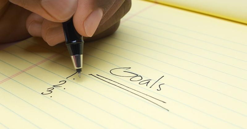 goals hand