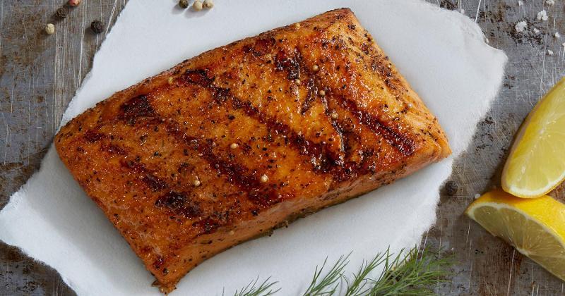 sizzler salmon