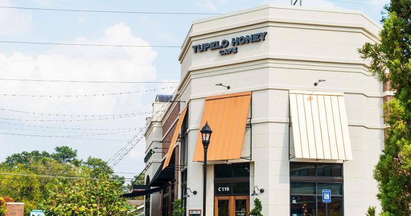 tupelo honey cafe exterior