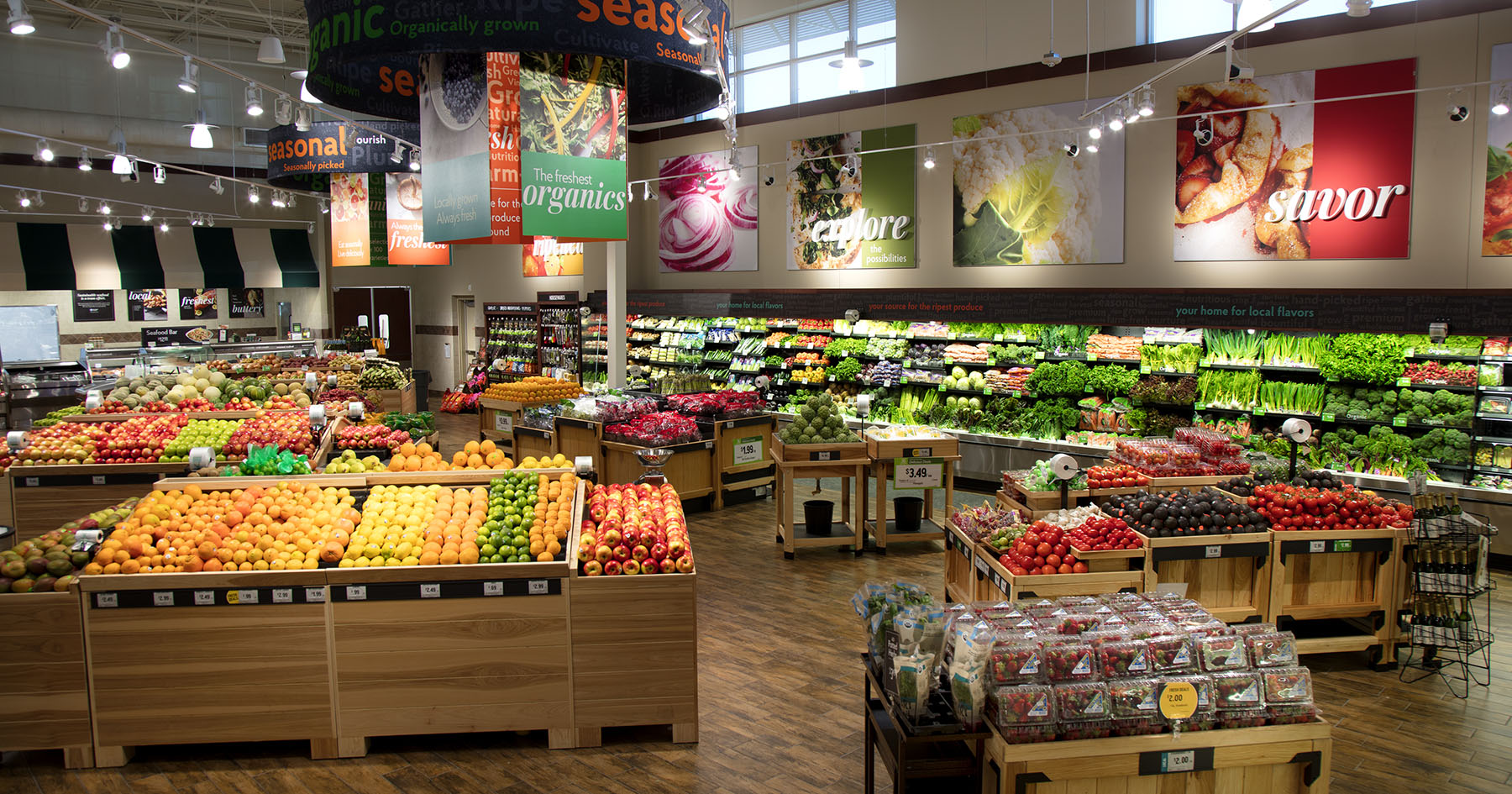 the fresh market halts new openings