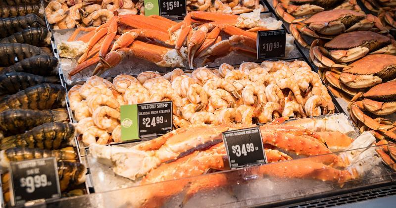Harmons seafood
