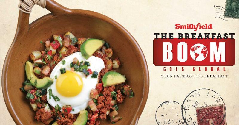Smithfield breakfast boom