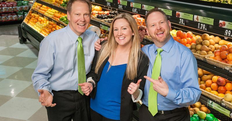 Metcalfe's market team