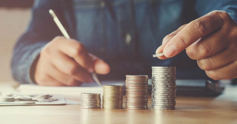 money coins increase