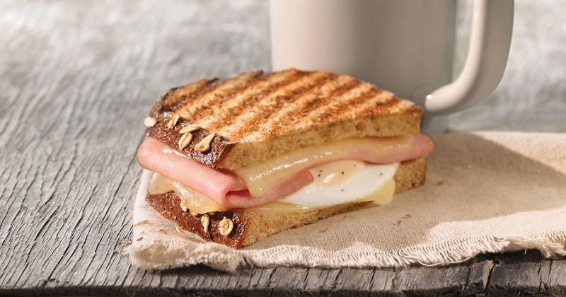 panera breakfast sandwich