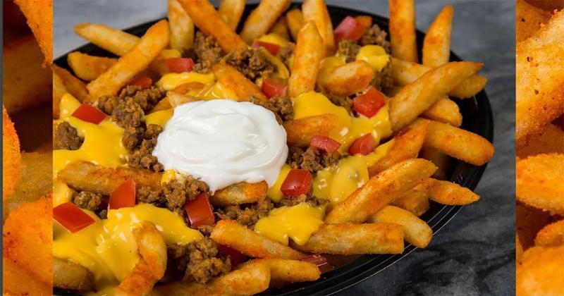 taco bell nacho fries supreme