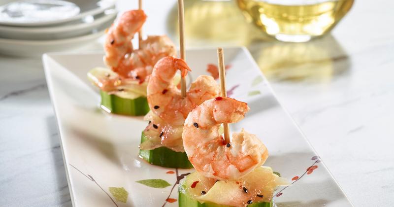 watermelon shrimp