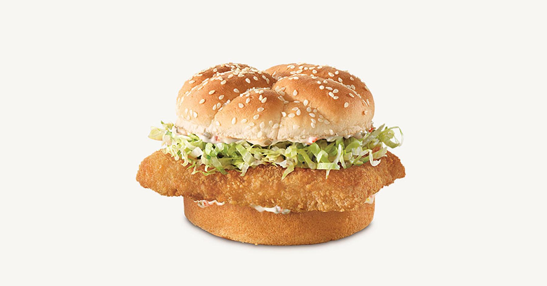 arby's crispy fish sandwich