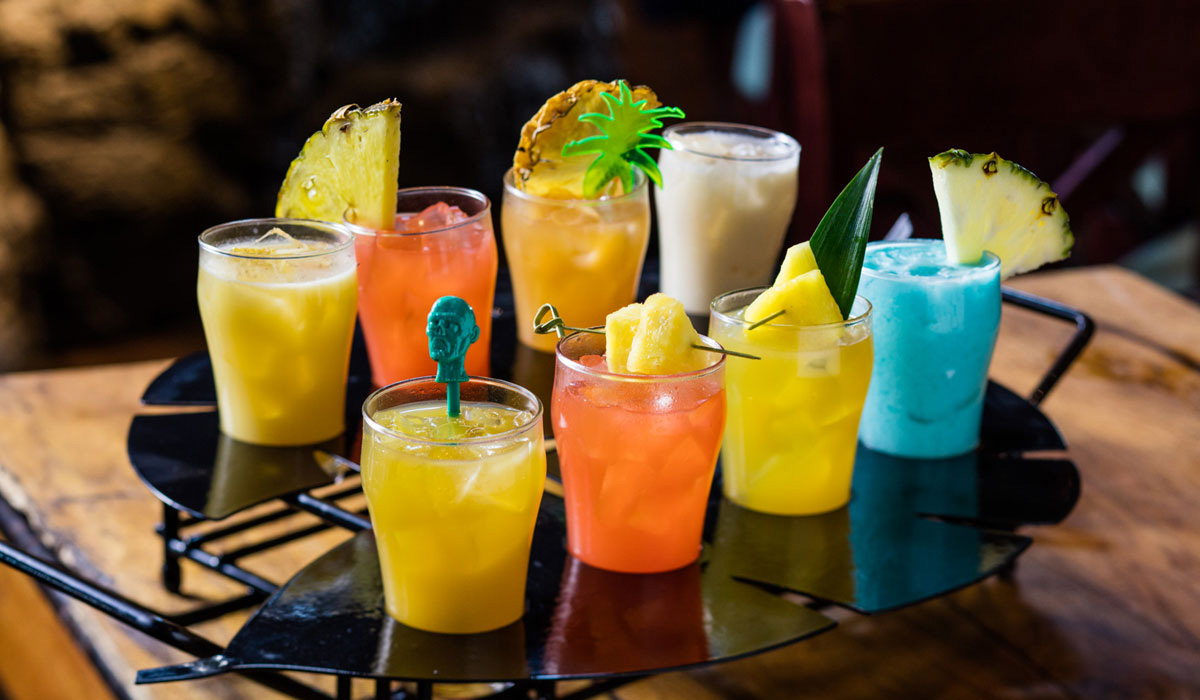 Top 10 Cocktail Trends 2018