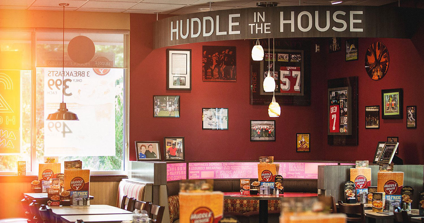 Elysium Management Buys Huddle House