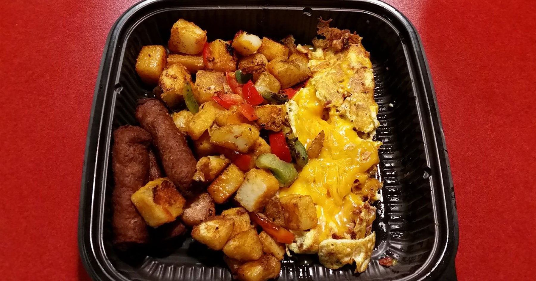 jack in the box country scrambler plate