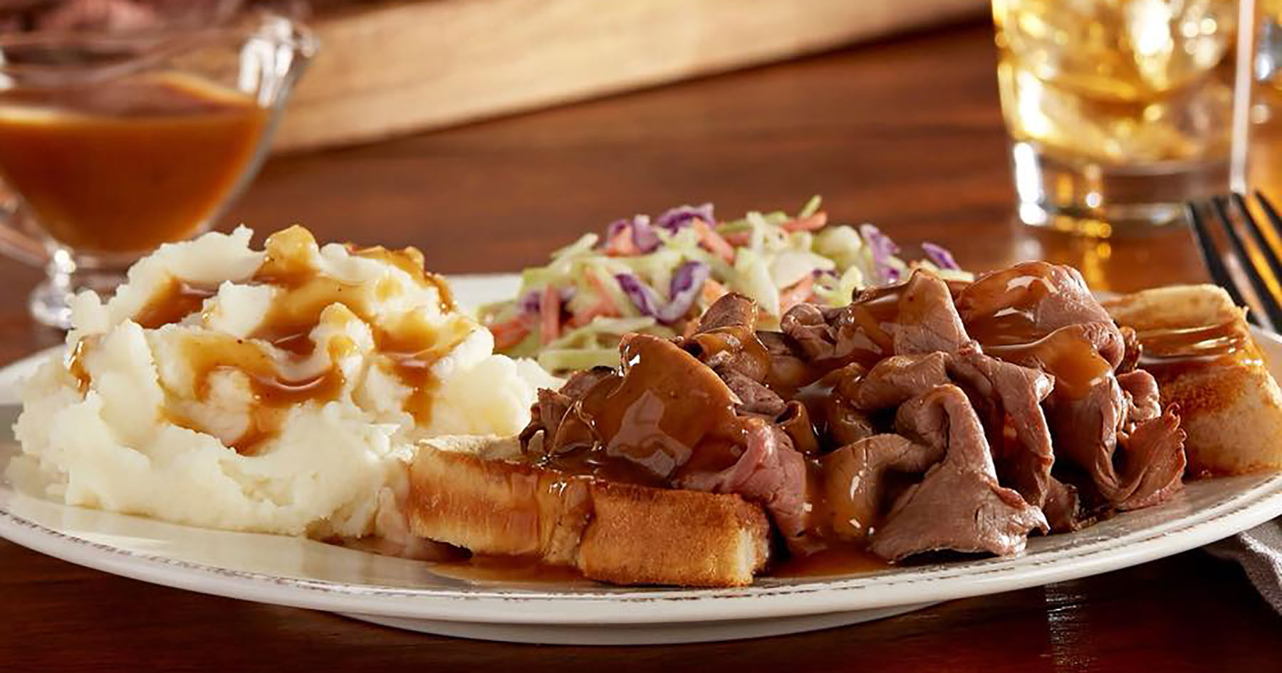 roy rogers roast beef home style platter