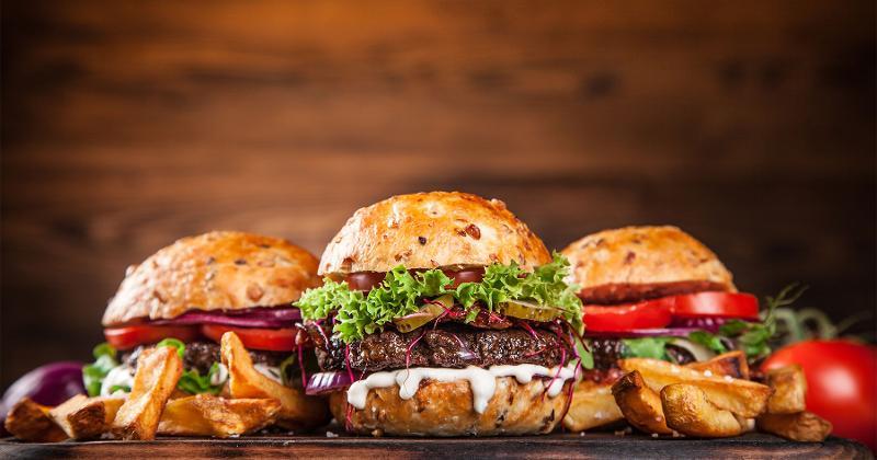 cheese burger variety