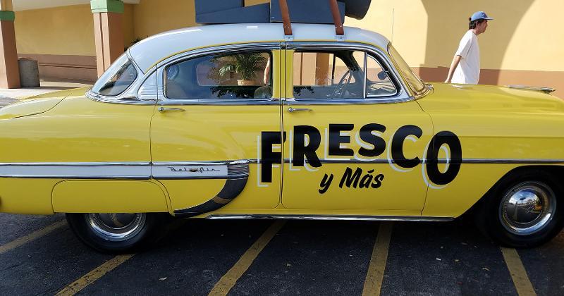 fresco car