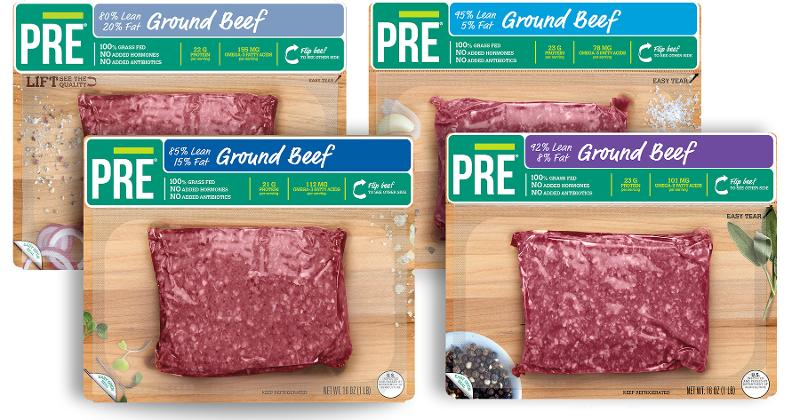 ground beef family
