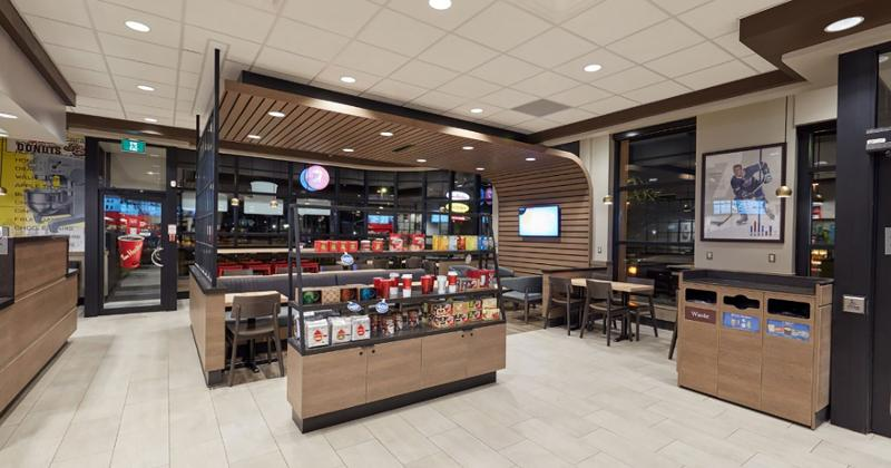 tim hortons interior products