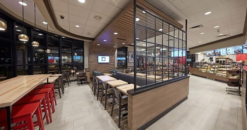 tim hortons interior wide