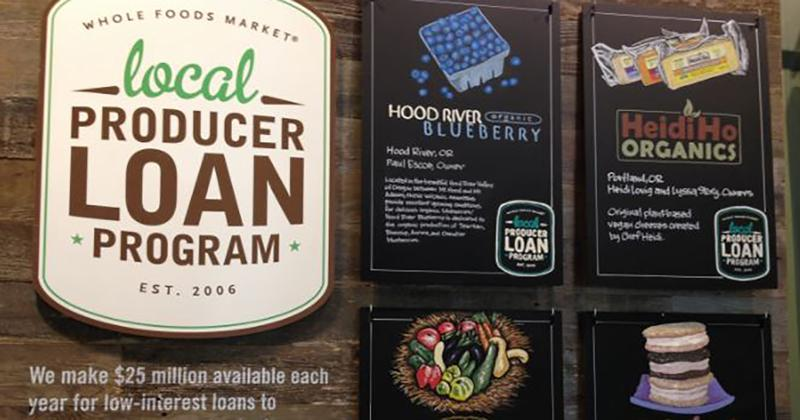 Whole Foods local assortment