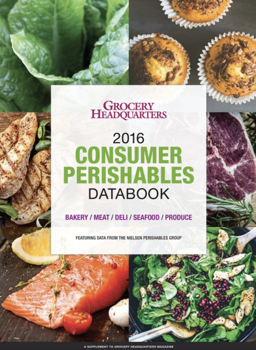 Winsight Grocery Business Magazine Consumer Perishables 2016 Issue