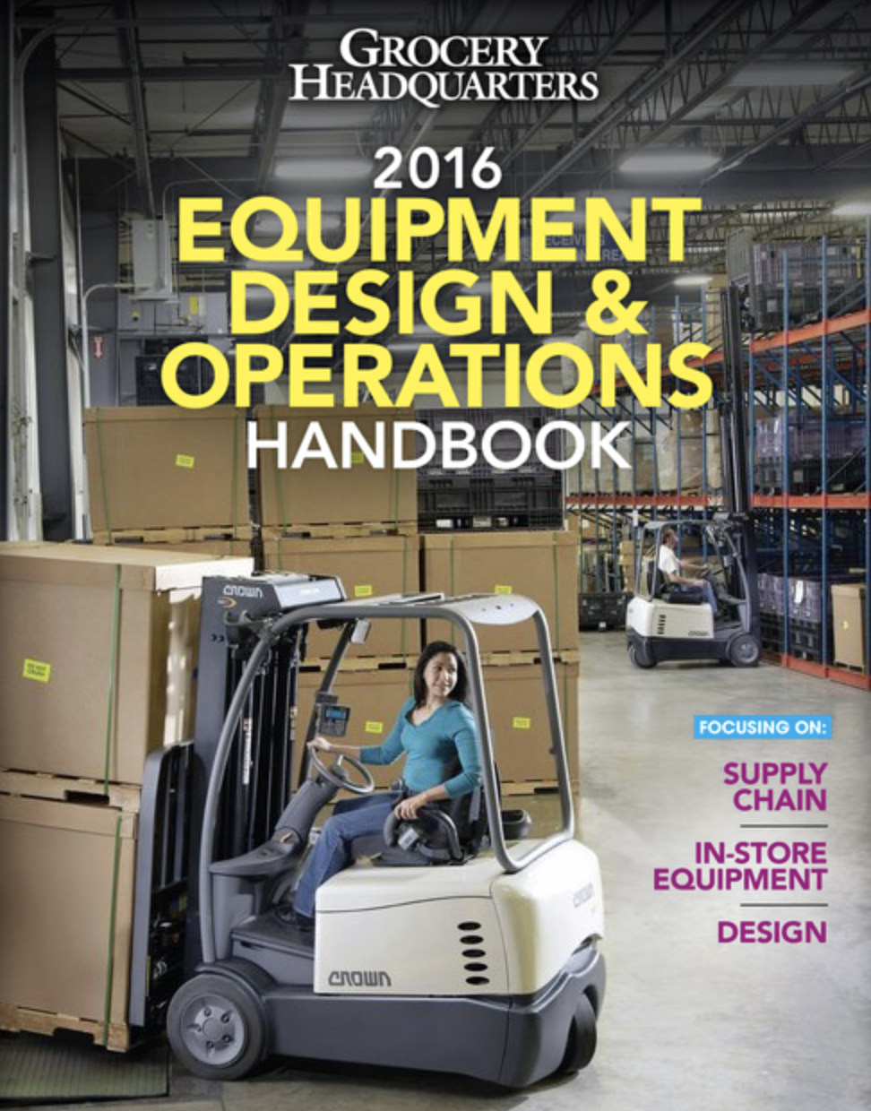Winsight Grocery Business Magazine Equipment Handbook 2016 Issue