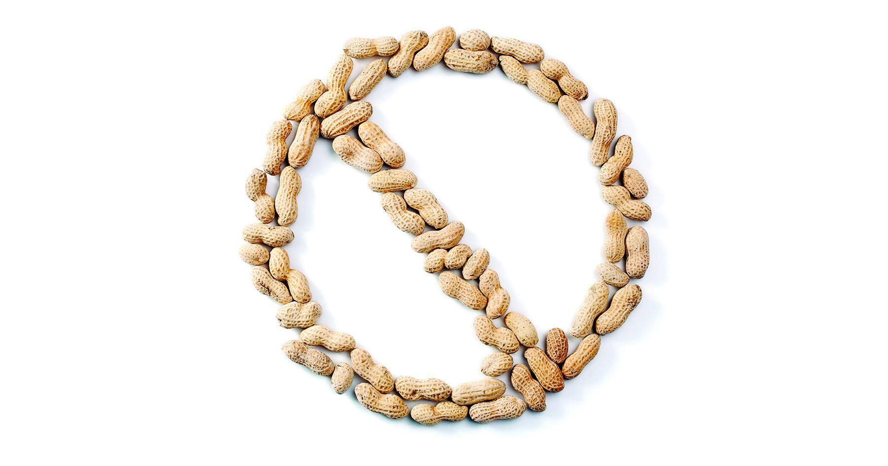 peanuts sign