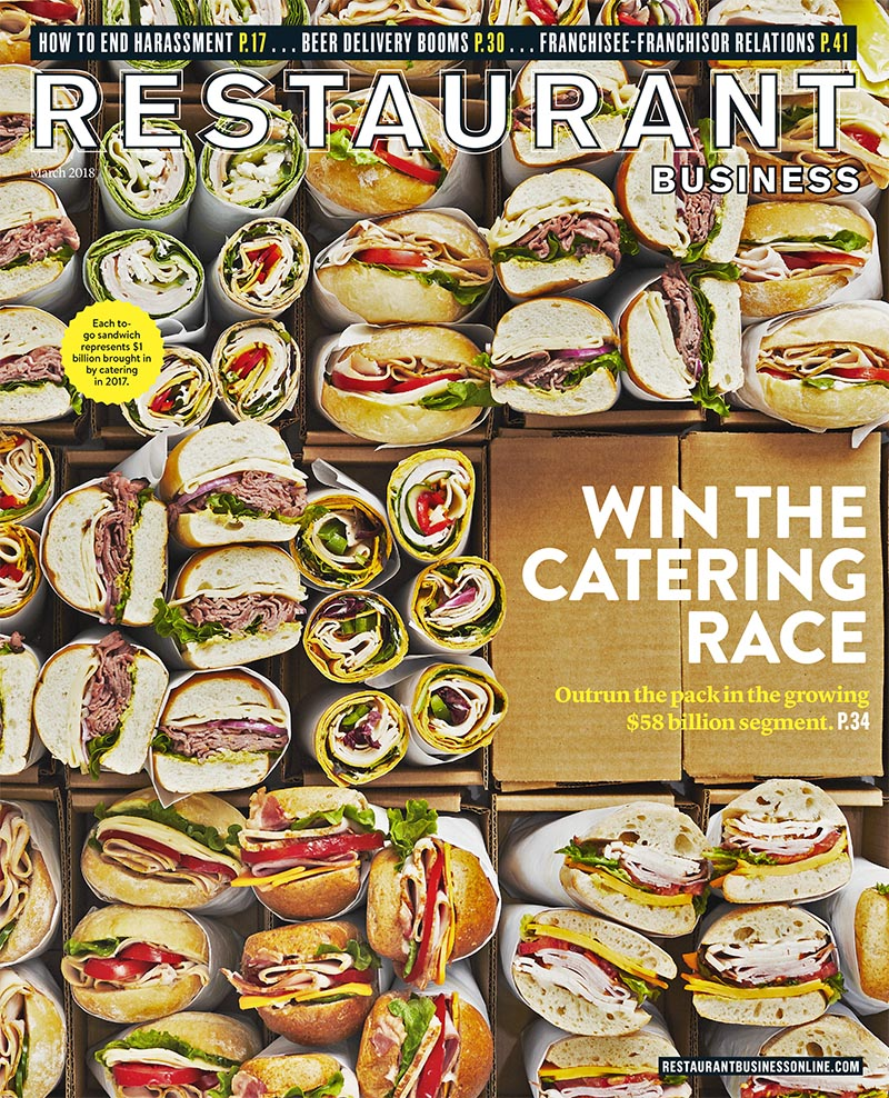 Restaurant Business Magazine March 2018 Issue