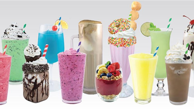 frozen beverages