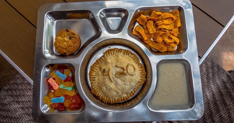 ginger monkey pot pie