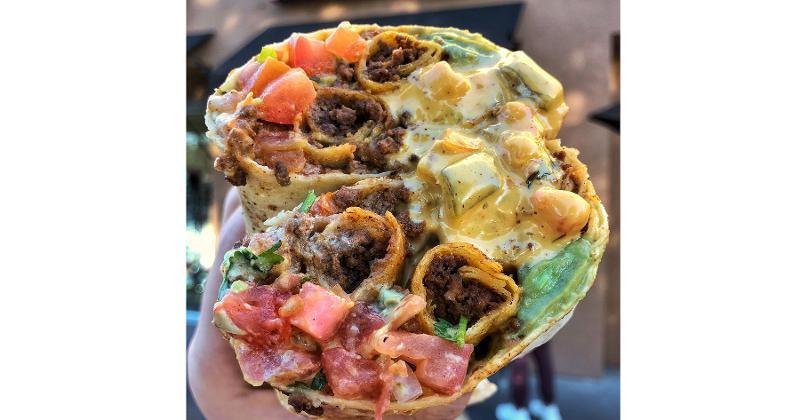 taquito burrito