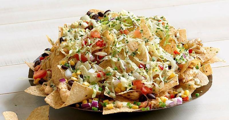 joes crab shack nachos