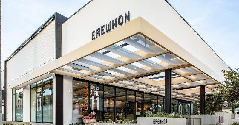 Erewhon santa monica design captures community lifestyle - Santa monica interior design firms ...