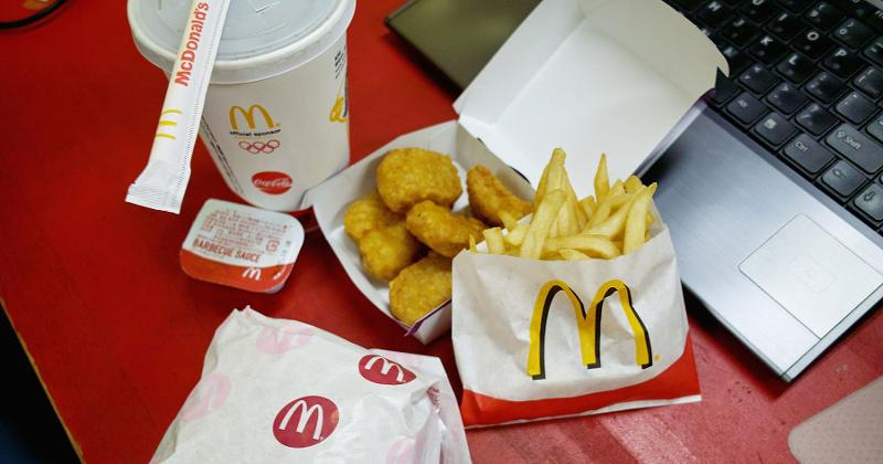 mcdonalds meal